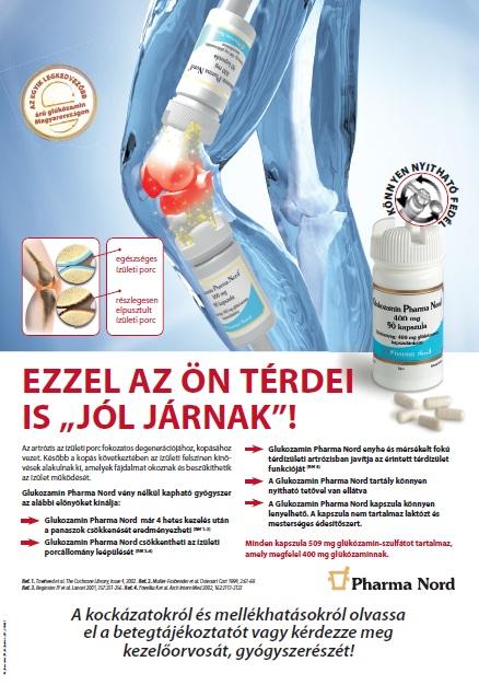 artrózis kezelésére